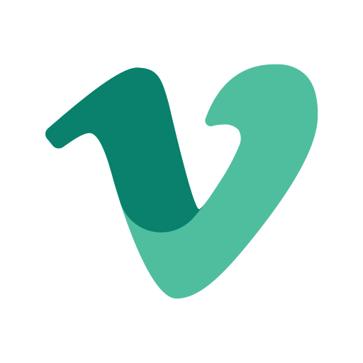 Network Online V Vimeo Social Media Social Network Logo Icon Free Download