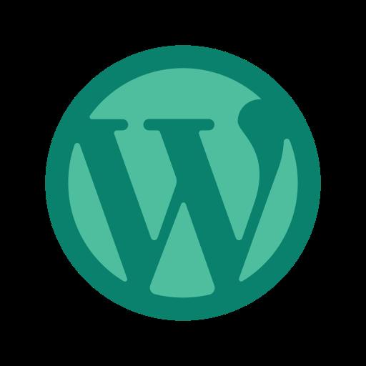media, network, online, social, wordpress icon