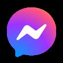 messenger, facebook messenger, messenger logo