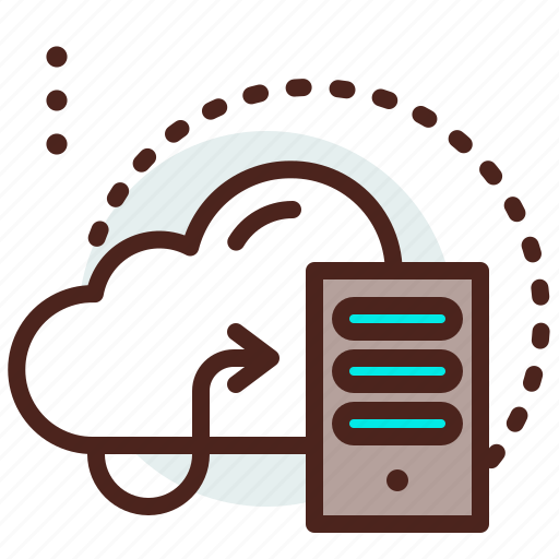 backup, cloud, download, storage, transfer, upload, wifi icon