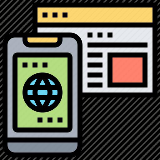 Browser, explorer, internet, network, website icon - Download on Iconfinder