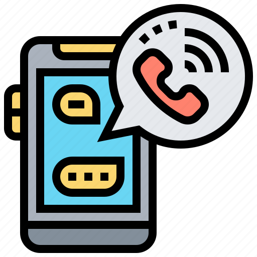 call, communication, contact, dial, phone icon