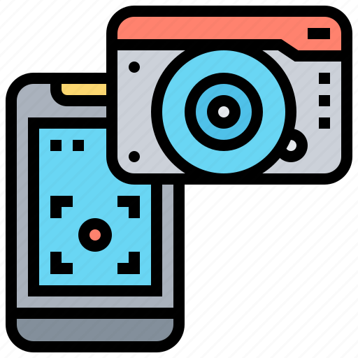Camera, gallery, photo, picture, snapshot icon - Download on Iconfinder