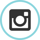 instagram, media, social, web icon
