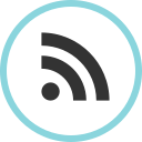 media, rss, social, web icon