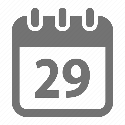 Date, calendar, month, day, event icon - Download on Iconfinder