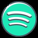 logo, spotify