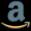 amazon, logo icon
