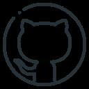 github, logo