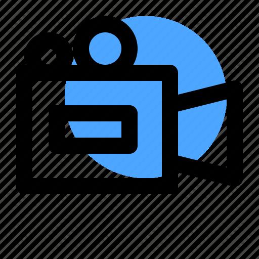camera, media, multimedia, video icon