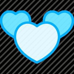 communication, heart, interaction, love, media, social, web icon