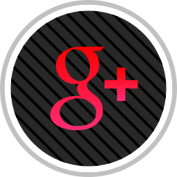 googleplus, media, online, social icon