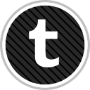 media, online, social, tumblr icon