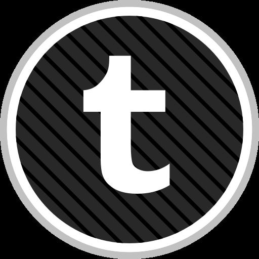 media, online, social, tumblr icon