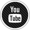 media, online, social, tube, you icon