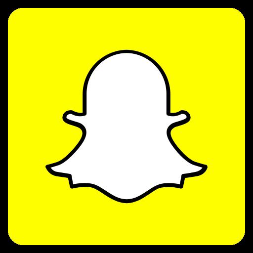 logo, snapchat, social media icon