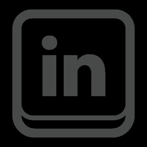 account, connect, linkedin, profile, social, social media icon