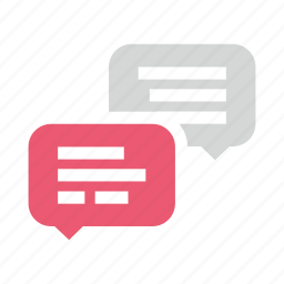 conversation, message, sms, talk, text icon