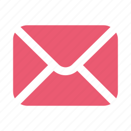 contact, envelope, mail, message, post, send, unread icon