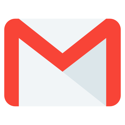 Email, gmail, mail, logo, social, social media icon - Free download