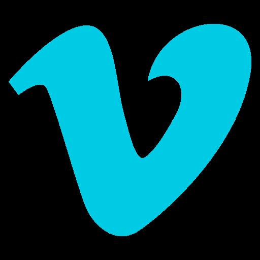 logo, social, social media, video, vimeo icon