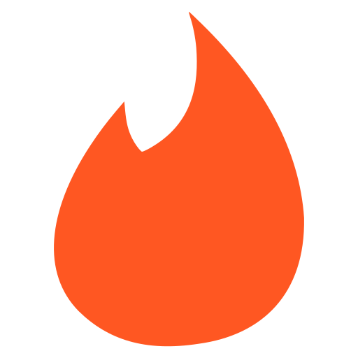 Logo, social, social media, tinder icon