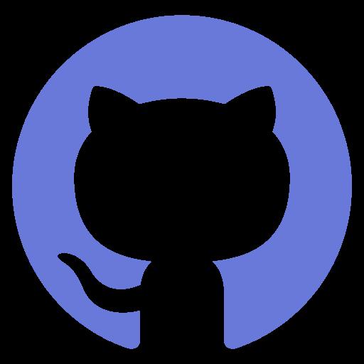 code, developer, github, logo icon