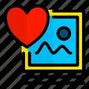 love, heart, like, social media