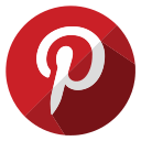 ecommerce, media, online, pinterest, shop, shopping, social icon