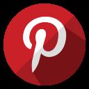 ecommerce, media, online, pinterest, shop, shopping, social icon