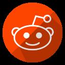 communication, internet, media, network, reddit, social, web icon