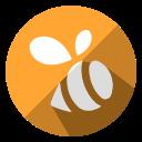 cloud, gps, internet, location, share, swarm, web icon