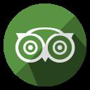 internet, location, logo, seo, share, tripadvisor, web icon