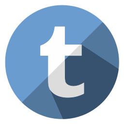 communication, internet, logo, media, social, tumblr, web icon
