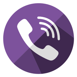 communication, connection, internet, mobile, smartphone, telephone, viber icon
