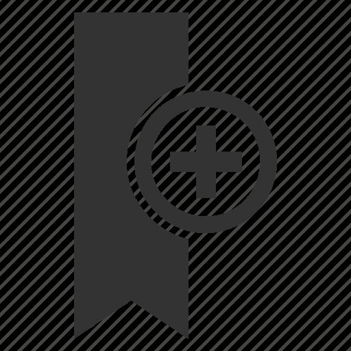add bookmark, bookmark icon