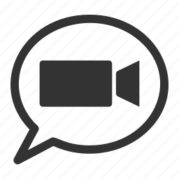 upload video, video camera icon