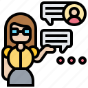 assistant, chatbot, communication, service, suggestion