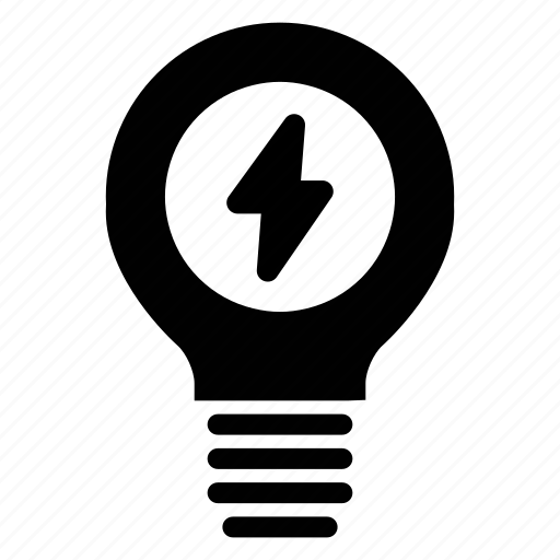 Bulb, energy, idea icon - Download on Iconfinder