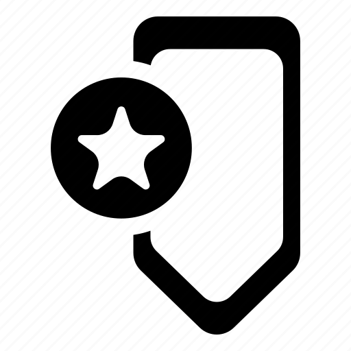 bookmark, favorite, rating icon