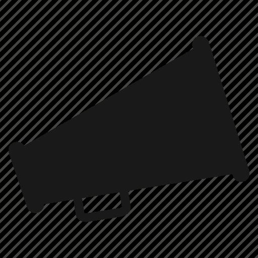 advertisement, advertising, announcement icon