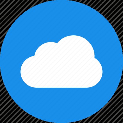 backup, cloud, computing, drive, icloud, services icon