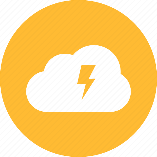 bolt, cloud, electricity, flash, lightning, power icon
