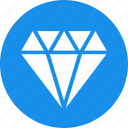 best, diamond, gem, jewelry, premium, treasure icon
