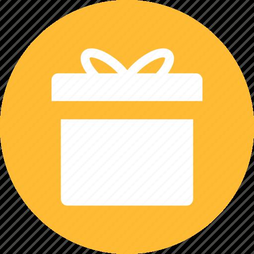 birthday, card, christmas, donation, gift, present icon