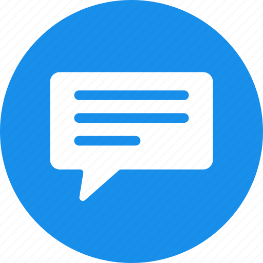 chat, comment, compliant, customer, discussion icon