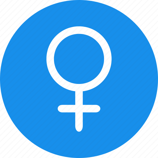 female, gender, girl, sex, sign, social, woman icon