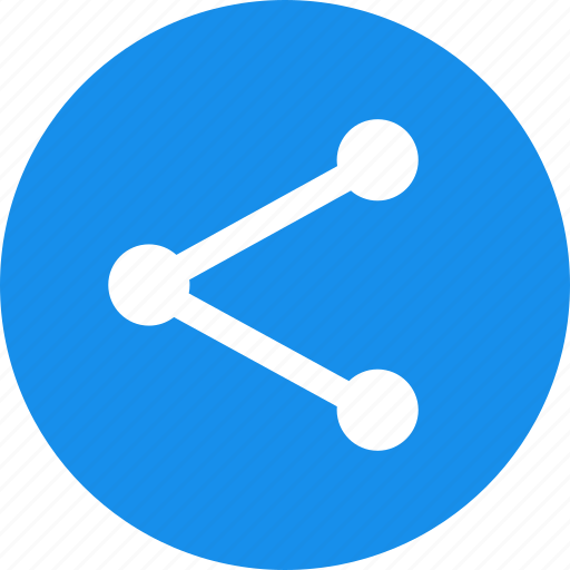 android, blue, document, file, network, share, sharing icon