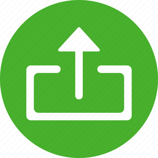 export, file, out, photo, share, social, transfer icon