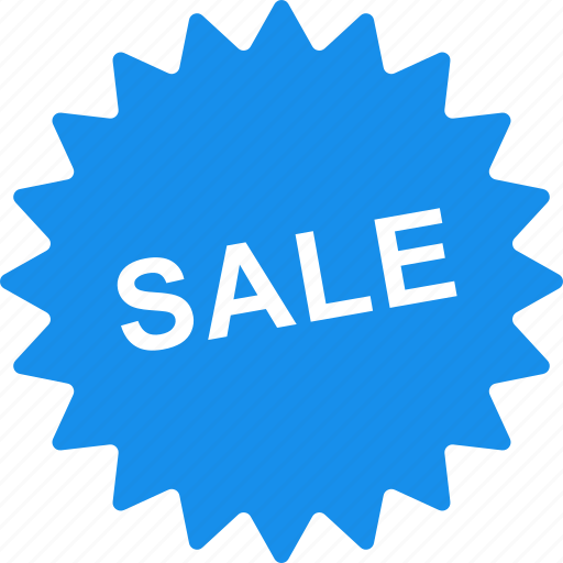 badge, burst, label, sale, sales, sign, sticker icon